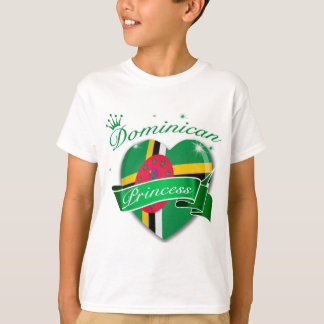 Princesse dominicaine t-shirt