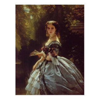 Princesse Elizabeth Belosselsky de Franz Winterhal Carte Postale