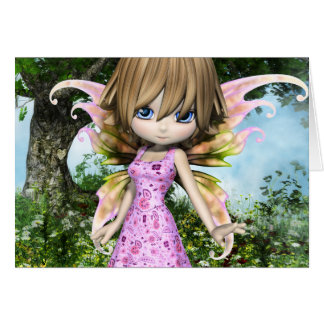 Princesse féerique Card de Lil Carte De Vœux