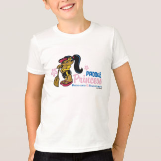 Princesse Full-Color de palette T-shirt