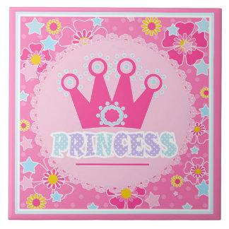 Princesse. Grand Carreau Carré