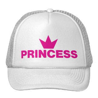 Princesse Hat de famille royale (anglais) Casquette Trucker