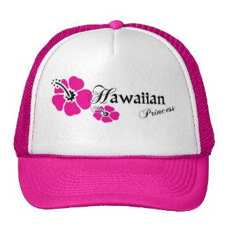 Princesse hawaïenne casquettes