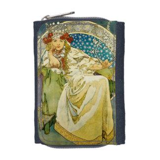 Princesse Hyacinth Art Nouveau d'Alphonse Mucha