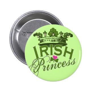 Princesse irlandaise badge
