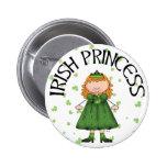 Princesse irlandaise pin's