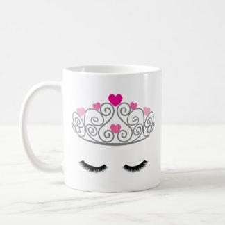 Princesse Lashes Mug de Valentine