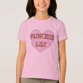 Princesse Lily T-shirt