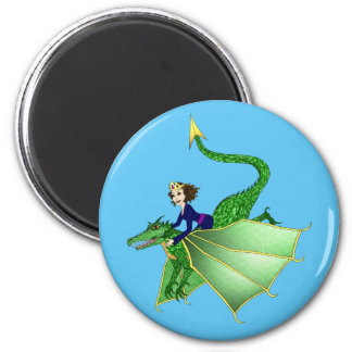 Princesse Magnet de dragon