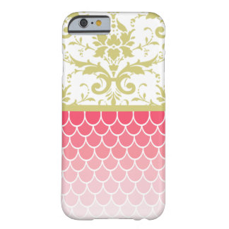 Princesse personnalisable de sirène coque barely there iPhone 6