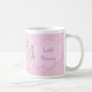 Princesse rose personnalisée Mug de l'enfant