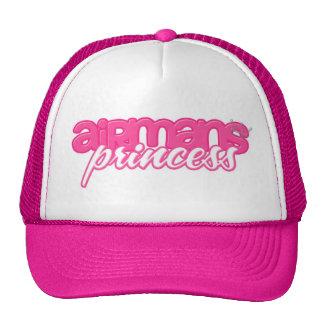 Princesse Trucker Hat Casquettes De Camionneur