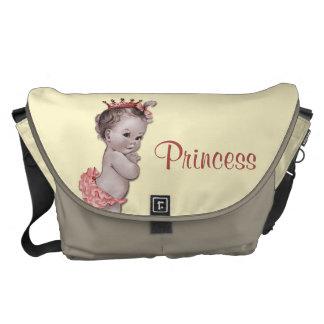 Princesse vintage Baby Diaper Bag Besace