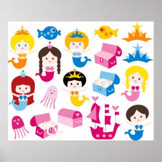 PrincessMermaid1 Poster