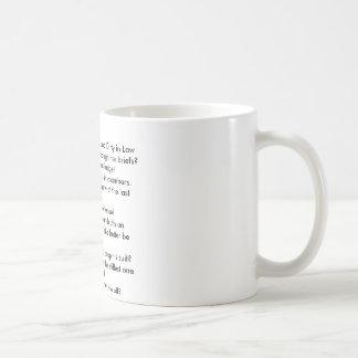 Principal 10 choses qui semblent sales légalement mug