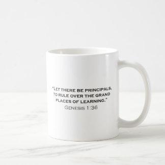 Principal/genèse Mug