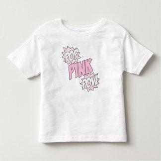 Prisonnier de guerre rose de bruit - T-shirt fin