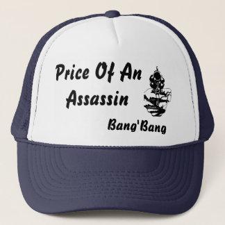 Prix d'un assassin : Casquette de Bang'Bang