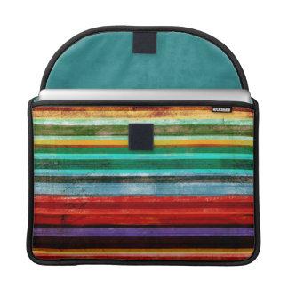 Pro arc-en-ciel bien enveloppé de douille de Macbo Housses MacBook Pro
