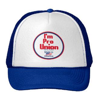 Pro casquette des syndicats