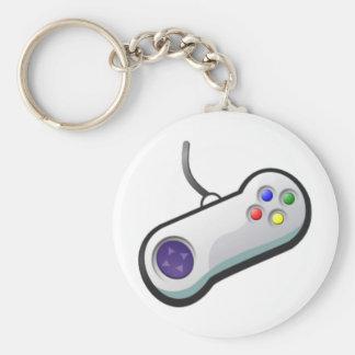 Pro Gamer, contrôleur de jeu vidéo Porte-clé Rond