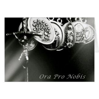 Pro Nobis carte de note d'Ora 2