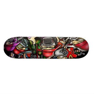 Pro rues de Graffit Skateboards Personnalisables