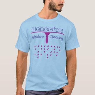 Pro T-shirt de gouttelettes de laveur de vitres