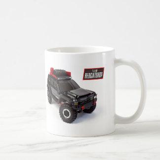 Pro tasse de café de Redcat Everest GEN7 - blanc