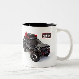 Pro tasse de café de Redcat Everest GEN7 - noir et
