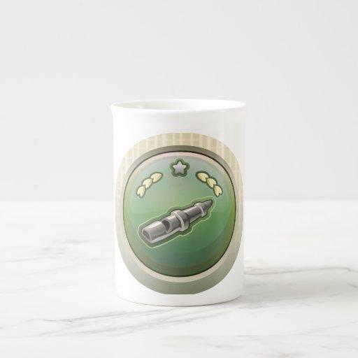Problème : siffler de luciole d'accomplissement mug porcelaine anglaise