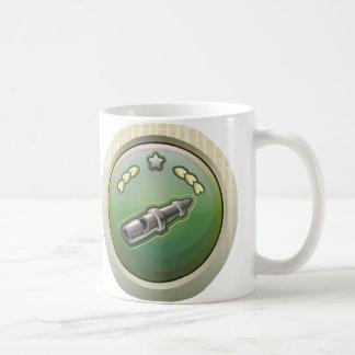 Problème : siffler de luciole d'accomplissement mug blanc