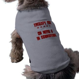 Problèmes comportementaux de chien drôle t-shirt pour chien