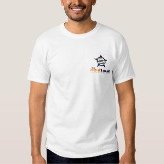 Prochain dessus de niveau de logo t-shirts