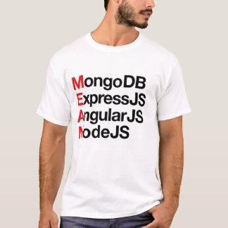 Prochain plein développement de niveau de pile t-shirt