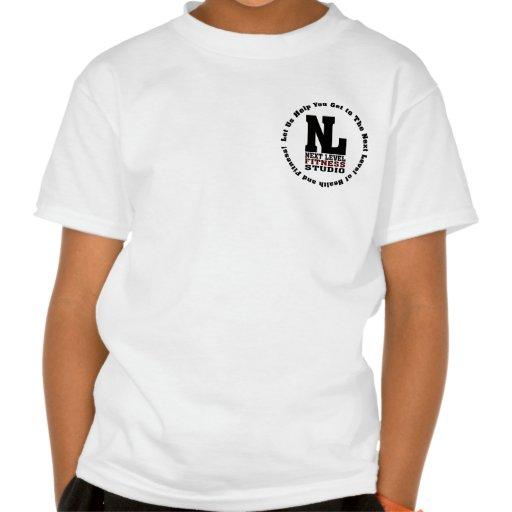 Prochain studio de niveau Emblem3 de forme physiqu T-shirt