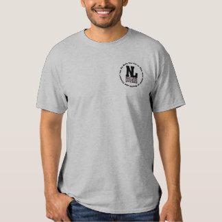 Prochain studio de niveau Emblem3 de forme T-shirts