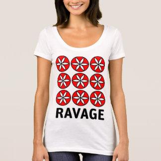 Prochain T-shirt de niveau de cou du scoop des