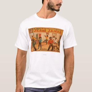 Production spectaculaire occidentale de Jesse T-shirt