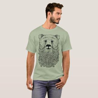 Produit barbu d'ours t-shirt