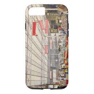 Produit colonial dans la grande exposition de coque iPhone 7
