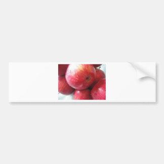 Produit d'Apple Autocollant De Voiture