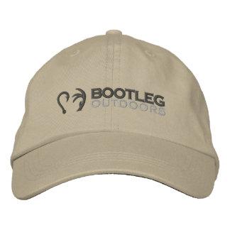 Produit vendu illégalement dehors, chapeau casquette brodée