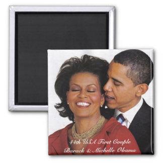 Produits commémoratifs présidentiels aimant