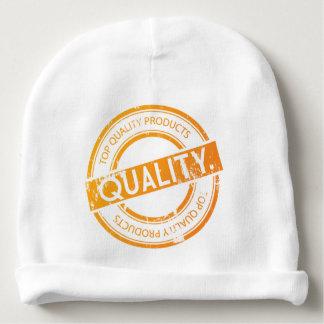 Produits de bonne qualité oranges bonnet de bébé