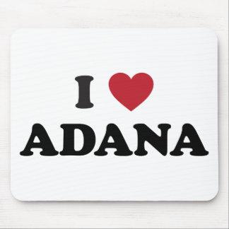 Produits de coeur d'Adana Turquie I Tapis De Souris