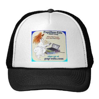 Produits de logo de Papillon-edu Casquettes