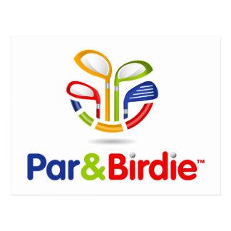Produits de papier de Par&Birdie Cartes Postales