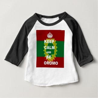 Produits d'Oromo T-shirt Pour Bébé