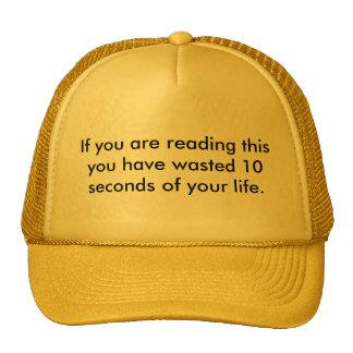 Produits drôles casquette de camionneur